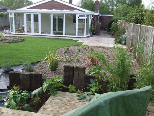 Garden Design Wymondham, Landscaping Wymondham and Garden ...