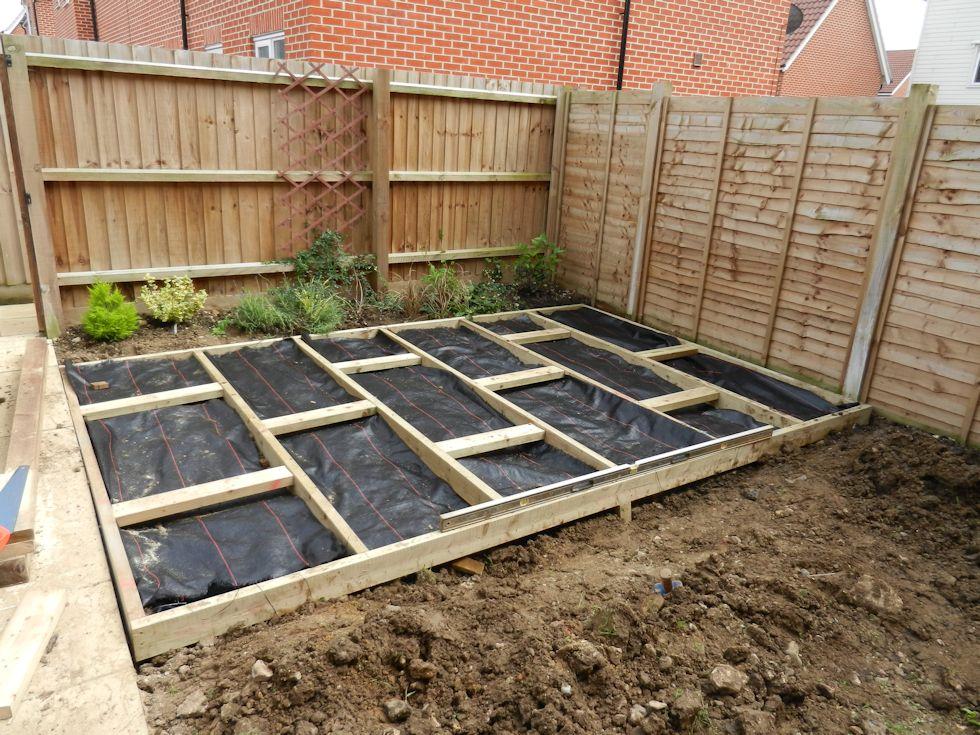 Completed garden designs landscaping garden maintenance for Garden ideas with decking and grass