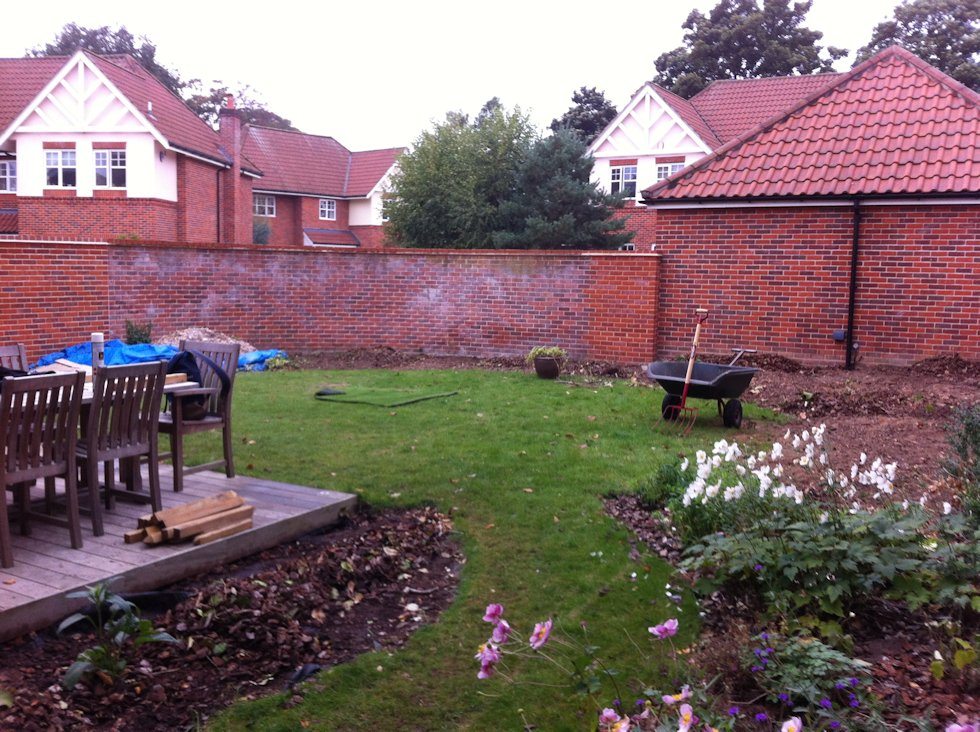 Completed Garden Designs, Landscaping, Garden Maintenance ...